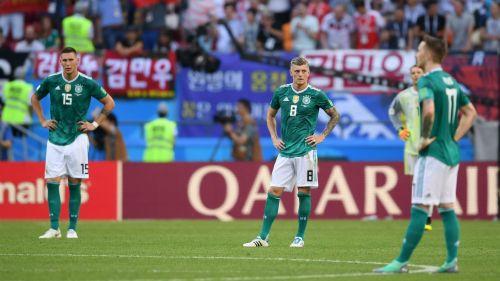 Korea Republic v Germany Group F FIFA World Cup 27062018