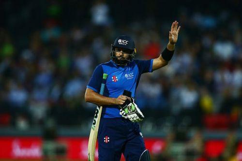 ICC World XI v West Indies - T20