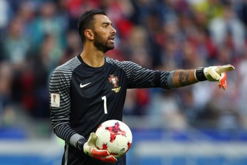 Portugal's experienced goalkeeper, Rui Patricio, will have to keep attackers at bay
