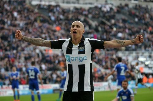 A vast section of England fans wanted Shelvey in the World Cup squad