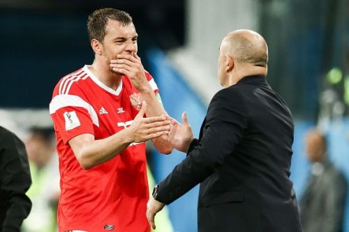 Dzyuba repaid his manager's faith with a sublime performance