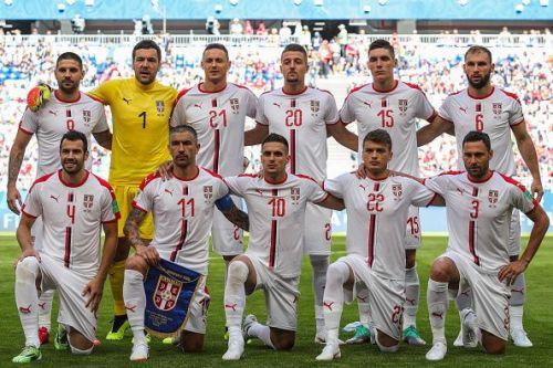 2018 FIFA World Cup: Costa Rica vs Serbia