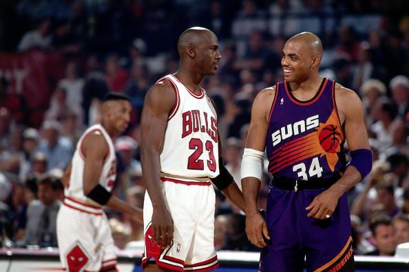 Jordan and Barkley