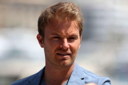 Niko Rosberg  in the paddock during the Monaco Formula One...