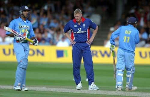 The NatWest Series final England v India