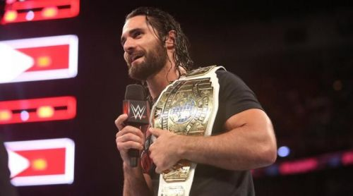 Rollins may roll over Elias and remain the Intercontinental champion. Images courtesy of spaziowrestling.it