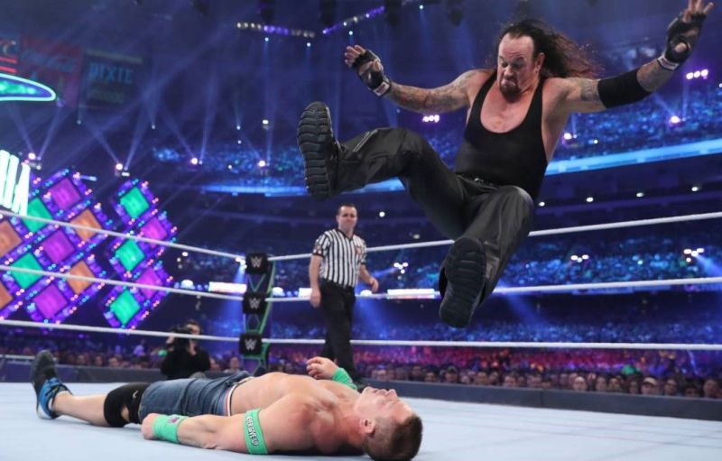 The Undertaker and John Cena could face one another in a singles match at SummerSlam 2018