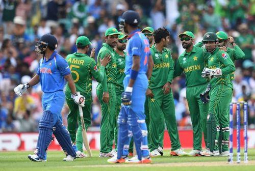 2017 ICC Champions Trophy Cricket Final India v Pakistan Jun 18th
