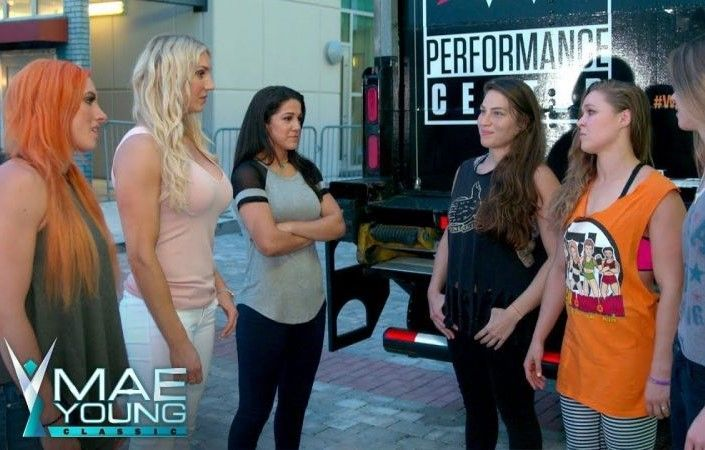 WWE's 4 Horsewomen could face their MMA counterparts very soon