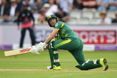 Three Players who could replace AB de Villiers in the South African white-ball cricketEnter caption