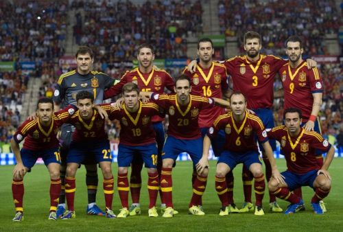 FIFA World Cup 2014 : Spain feel the Confederations' blues