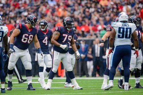 NFL: OCT 01 Titans at Texans