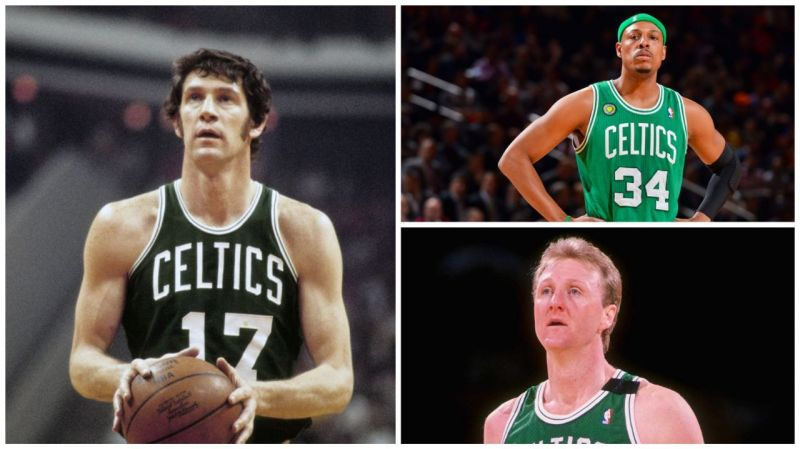 wholesale dealer 17b2d 3ef3e 10 Greatest Players in Boston Celtics Franchise History