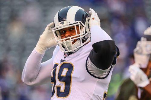 NFL: NOV 05 Rams at Giants