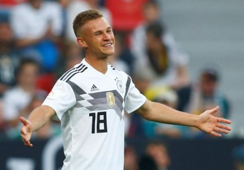 Kimmich reminded German fans that he is not Lahm