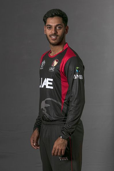 UAE Headshots - ICC Cricket World Cup Qualifier