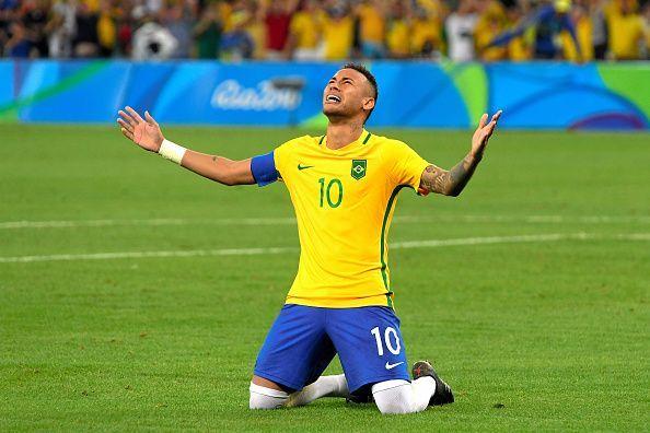 Brazil v Germany - Final: Men