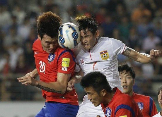 Laos vs South Korea - The Long Road to Russia