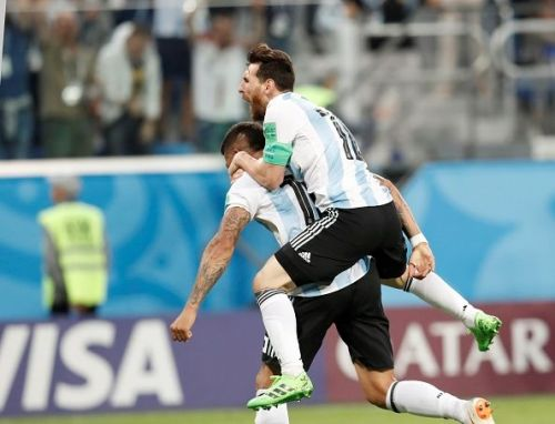 Nigeria v Argentina : Group D - 2018 FIFA World Cup Russia