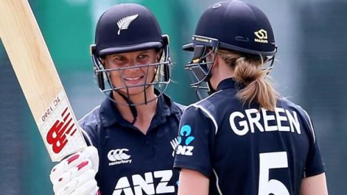 Image result for New Zealand Women score a record-shattering 490 against Ireland