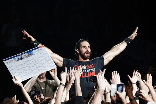 WWE Live Paris At  Accorhotels Arena In Paris