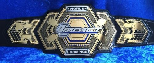 The Impact Grand Championship was created on October 2, 2016...