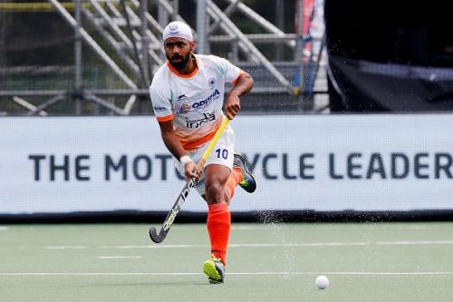 India v Argentinia -Champions Trophy