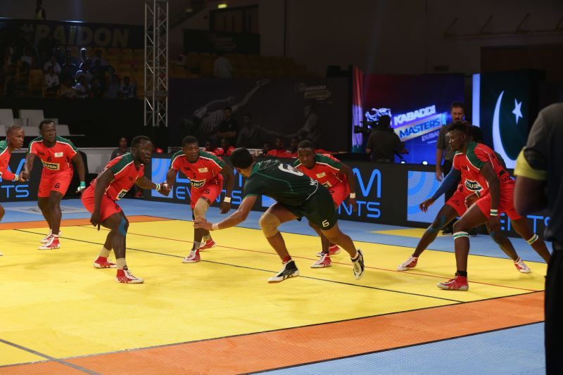 kabaddi masters dubai 2018 pakistan vs kenya 5 talking