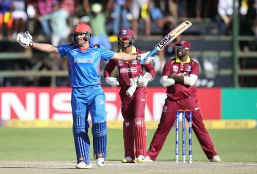 West Indies v Afghanistan - ICC Cricket World Cup Qualifier Final