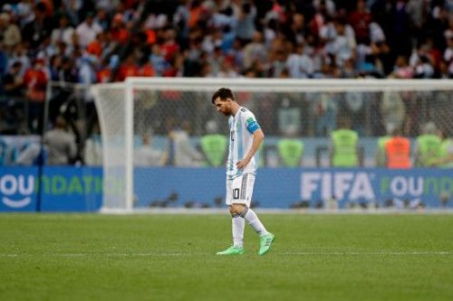 Leo Messi needs to lead Argentina to the round of 16 of the FIFA World Cup 2018