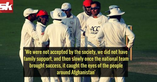 Cricket has united Afghanistan and how