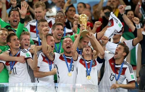 FIFA World Cup 2018 : Can Germany break the Confederations' Jinx?