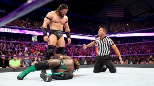 Why are the Cruiserweights no longer on Raw?