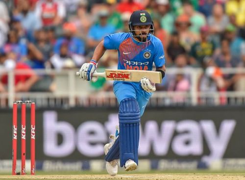 Virat Kohli is on the verge of achieving the milestone of 2000 T20I runs