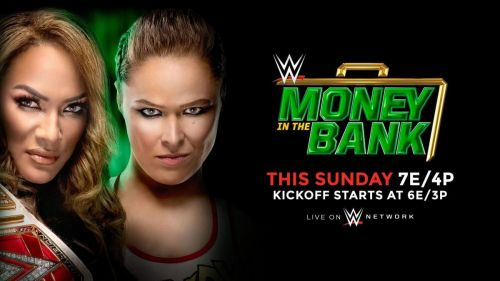 Records were made and broken last night at Money in the Bank