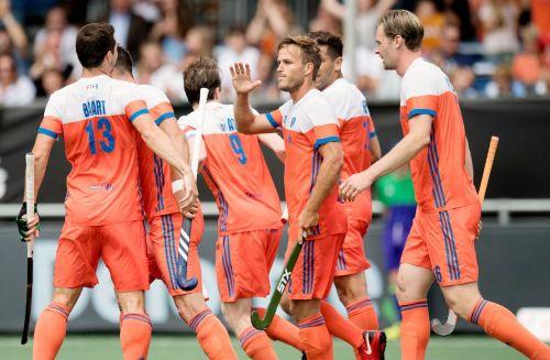 FIH Hockey Champions Trophy, Day 2 : Netherlands crush the Belgian challenge