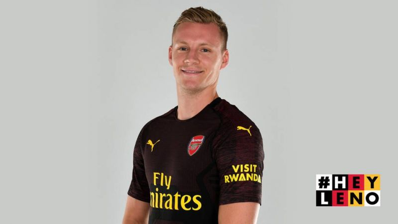 Leno is the second signing under Unai Emery