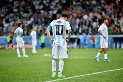 Argentina are in a dire position.