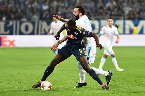 Olympique de Marseille v RB Leipzig - Europa League