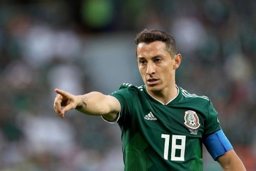 2018 FIFA World Cup Group Stage: Mexico 0 - 3 Sweden