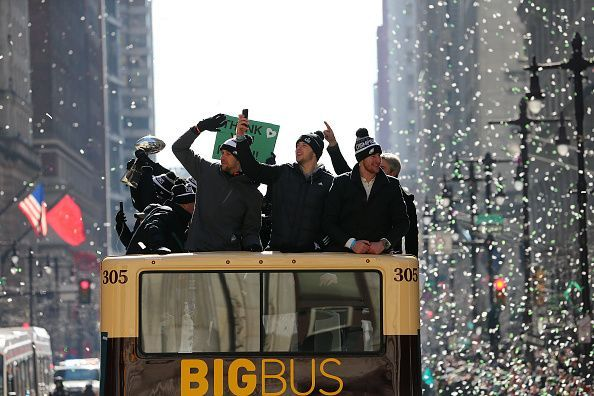 Super Bowl LII - Philadelphia Eagles Victory Parade
