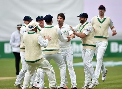 Ireland v Pakistan - Test Match: Day Five