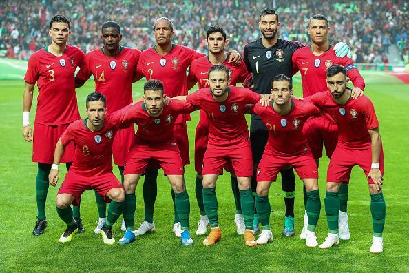 Portugal V Algeria International Friendly