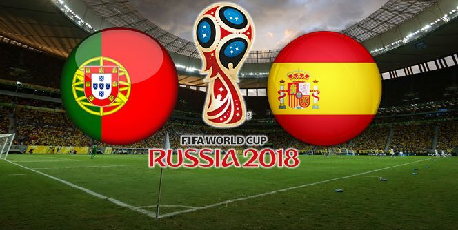 Match  Portugal Vs Spain