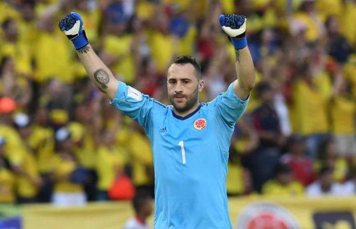 6abc07cfe38 David Ospina will be key to Colombia s World Cup 2018 dreams