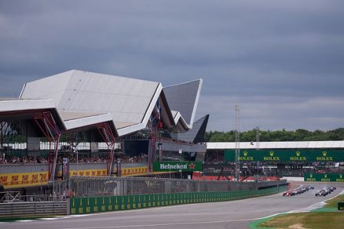 2017 British Formula 1 Grand Prix Race Day Jul 16th