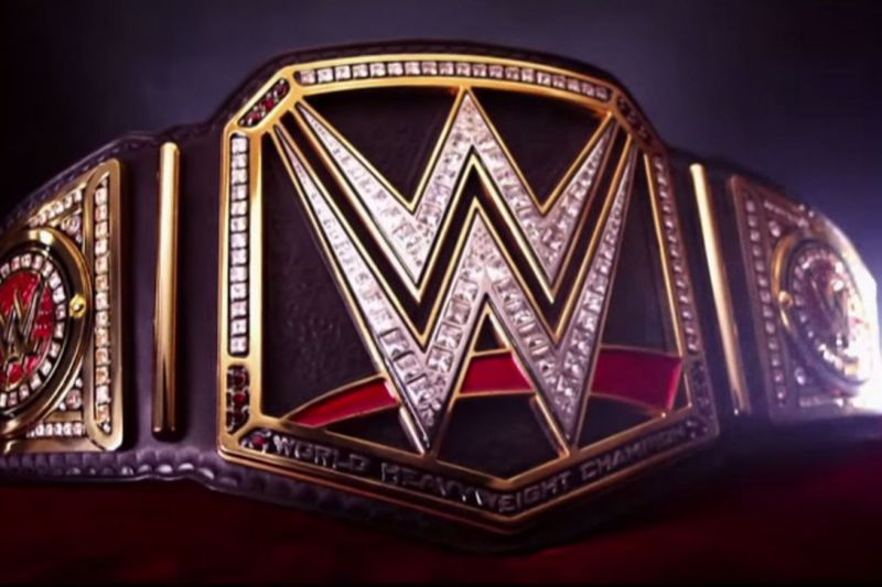 The top prize in WWE