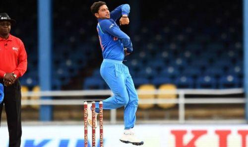 Image result for kuldeep yadav indian team