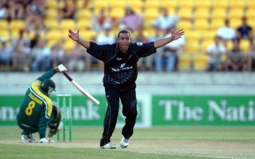 Andre Adams New Zealand Cricket