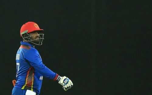 Shahzad, Afghanistan's T20 star, was completely undone in the debut Test